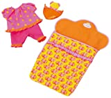 : Corolle Poupette Pajama Party Set
