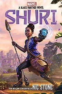 Book Cover: Shuri: A Black Panther Novel