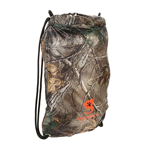 Geckobrands Waterproof Drawstring Backpack Camouflage product image