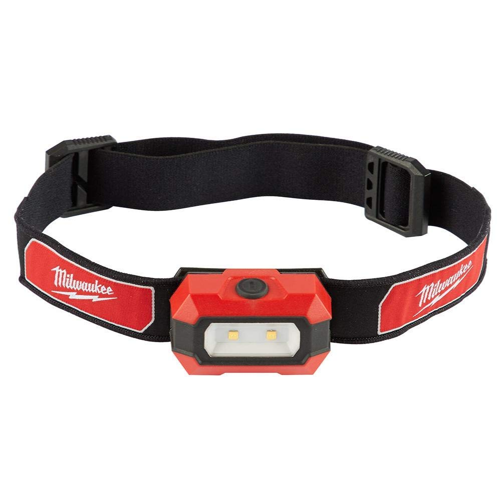 Milwaukee 2103 LED Work Headlamp 3 Modes - High/Medium/Low by Milwaukee