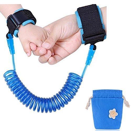 Anti Lost Safety Wrist Link Belt, Emwel 1.5M Baby Toddler Reins Safety...