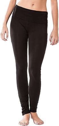 Sternitz Pantalon Fitness Para Mujer Dhana Ideal Para Hacer Pilates Yoga Y Cualquier Deporte Tela De Bambu Ecologica Y Suave Pantalon Largo Pegado Muy Comodo Amazon Es Ropa Y Accesorios