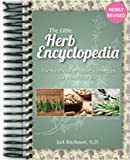 img - for The Little Herb Encyclopedia: The handbook of nature's remedies for a healthier life book / textbook / text book