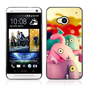 Lmf DIY phone case [Cute Funny Characters] HTC One M7 CaseLmf DIY phone case
