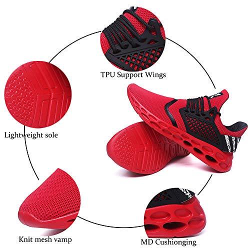Gobeter Men Walking Tennis Trail Running Athletic Shoes Men s Lightweight Casual Fashion Sneakers