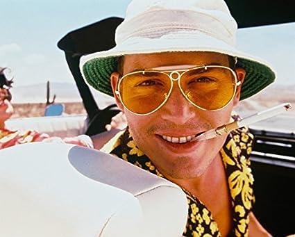 1e1455a11e86 Amazon.com: Johnny Depp 16X20 Canvas Hunter S. Thompson In Fear And ...
