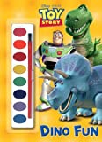 Dino Fun (Disney/Pixar Toy Story), RH Disney, 0736428399