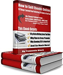 HOW TO SELL EBOOKS ONLINE: 18 Things I Learned from Publishing 50 Ebooks in One Year