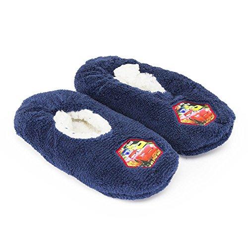 DISNEY - Zapatillas de estar por casa para niño turquesa