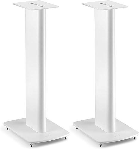 KEF Performance Speaker Stand White, Pair