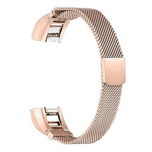 Fitbit bayite Replacement Milanese Stainless product image
