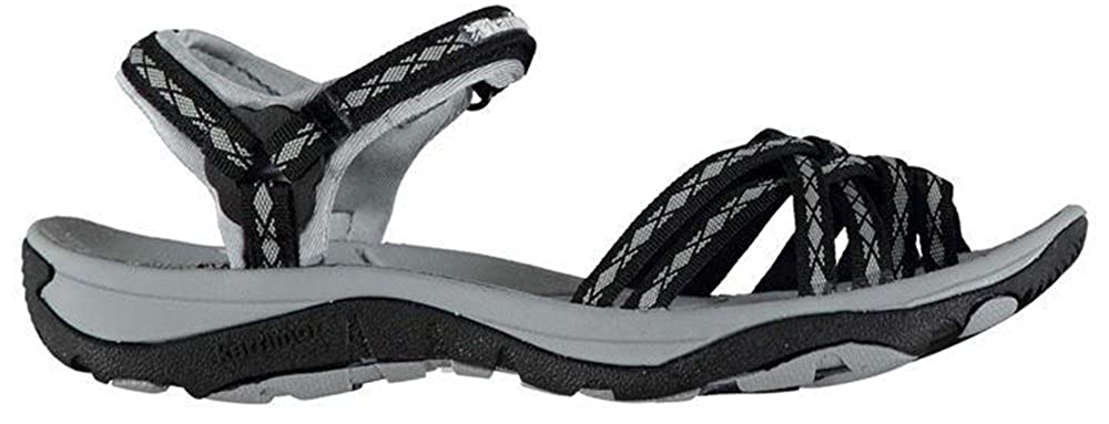 2e7aa3cdf7f0 Karrimor Ladies Outdoor Salina Ergonomic Footbed Walking Sandals   Amazon.co.uk  Shoes   Bags