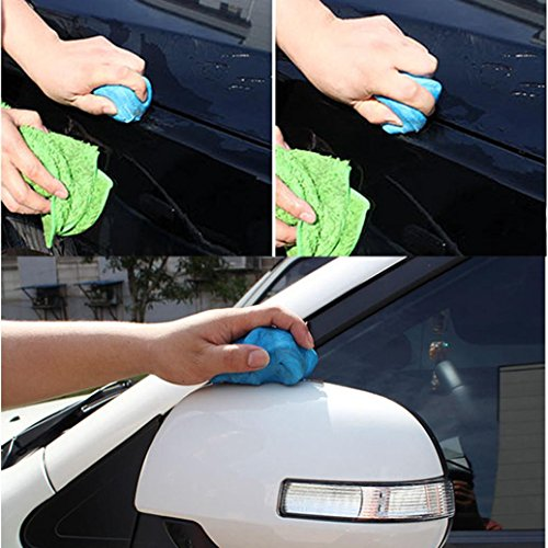Sinwo Car Truck Auto Vehicle Bar Magic Clean Clay Cleaning Soap Detailing Wash Cleaner Car Clean - Polishing Does Scratches Remove