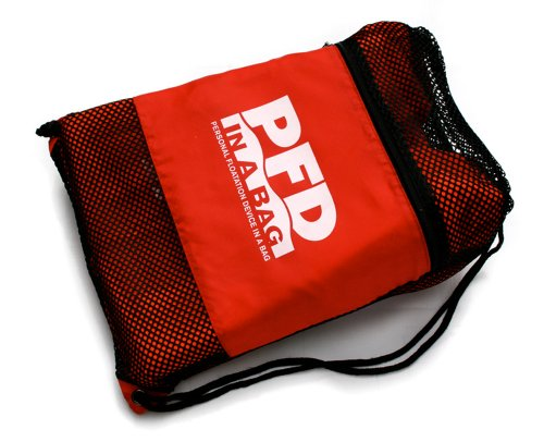 Rethreads PFD In A Bag Backpack Kit (Red), Outdoor Stuffs