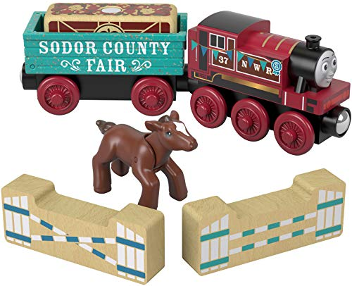 (Thomas & Friends Fisher-Price Wood, Rosie's Prize Pony)