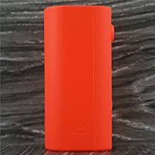 Silicone Case for eLeaf iStick 40W TC box mod Case Wrap Cover (red)