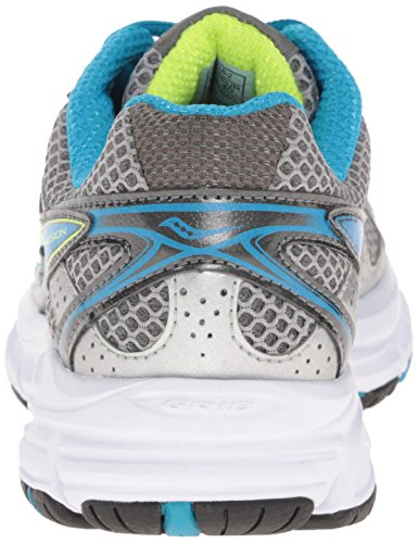 Shoe Grey 8 Saucony Running Women's Citron Blue Cohesion Road wcS4qXYS