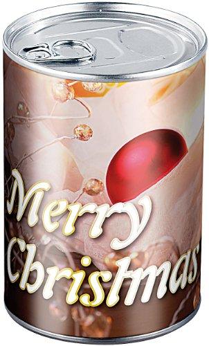 infactory Geschenkdose Merry Christmas: Originelle Präsent-Verpackung