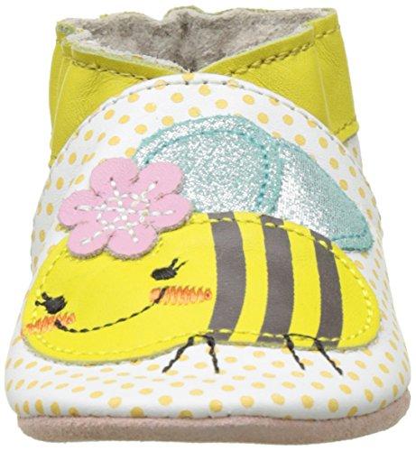 Robeez Bee Z - Zapatillas de casa Bebé-Niños Gelb (Jaune)