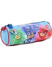 Bagages (Sacs, cartables, Trousses,Parapluie.) Pyjamasques, PJ Masks Fantaisie (Trousse Pyjamasques 610-8432, 20 * 7cm)