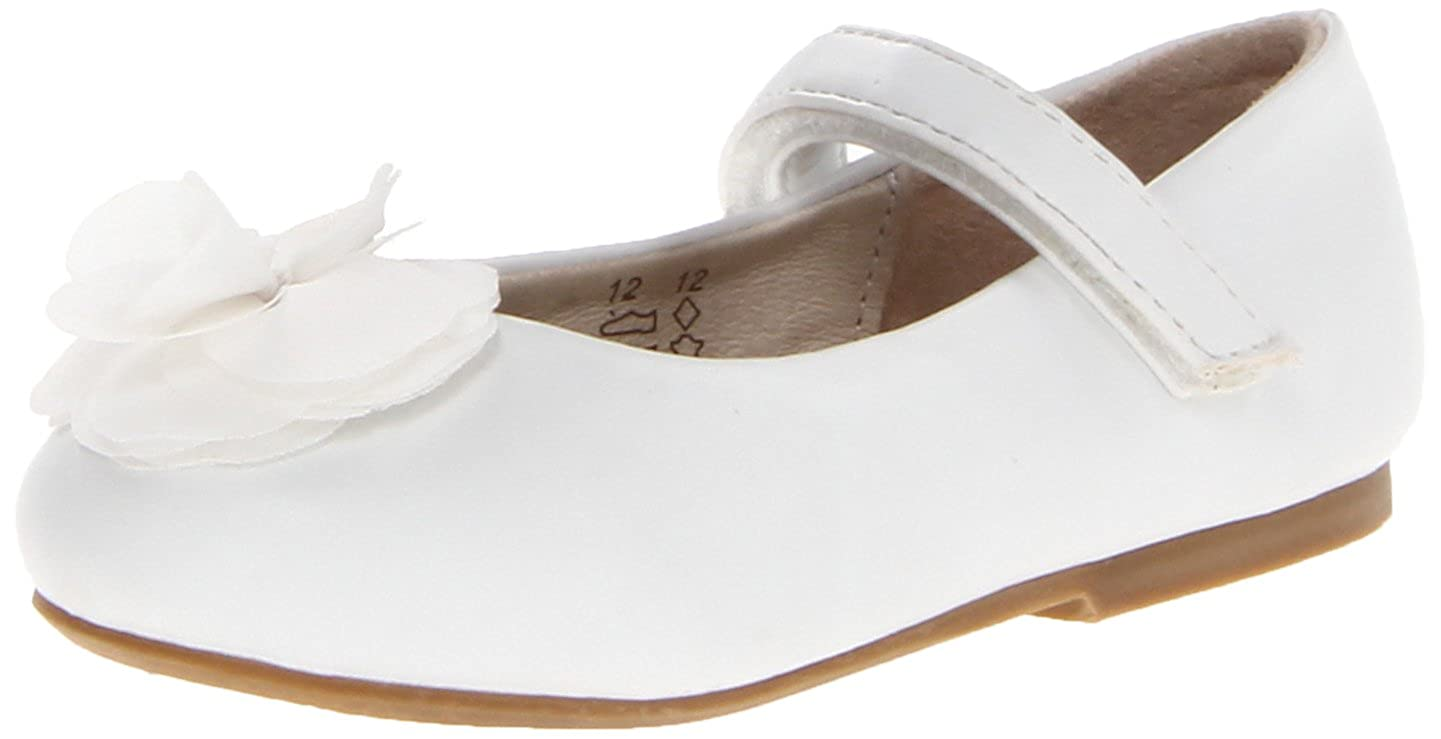 Pazitos Silk Rose Ballet Flat Ballet Flat Pazitos Kids Footwear