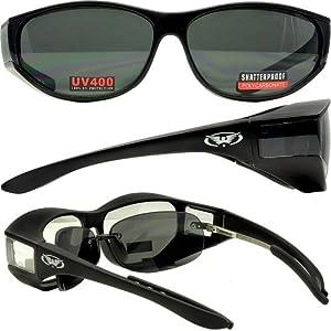 Escort Safety Glasses Over-Prescription Most Prescription