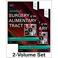Shackelford's Surgery of the Alimentary Tract, 2 Volume