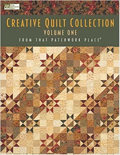 Creative Quilt Collection Volume One: From That Patchwork Place (2006-01-04)