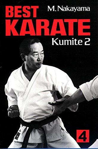 Best Karate, Vol.4 Kumite 2 (Best Karate Series) [Nakayama, Masatoshi] (Tapa Blanda)