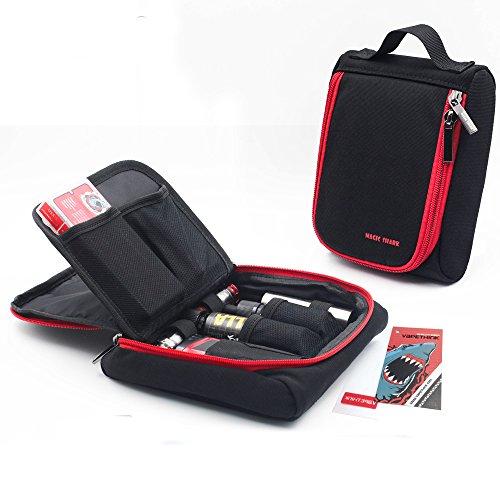 Henryu Coil Jig Carrying Case Ego Case Bag Electronics Holder