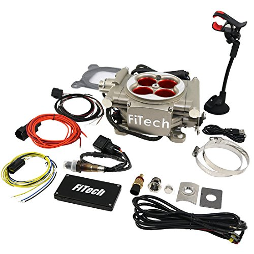 FITECH 30003 GO STREET EFI CAST FINISH