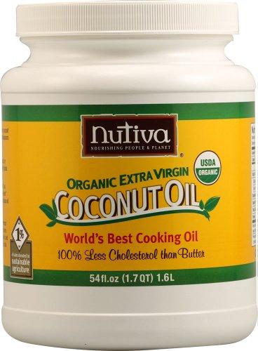 Nutiva Organic Extra Virgin Coconut