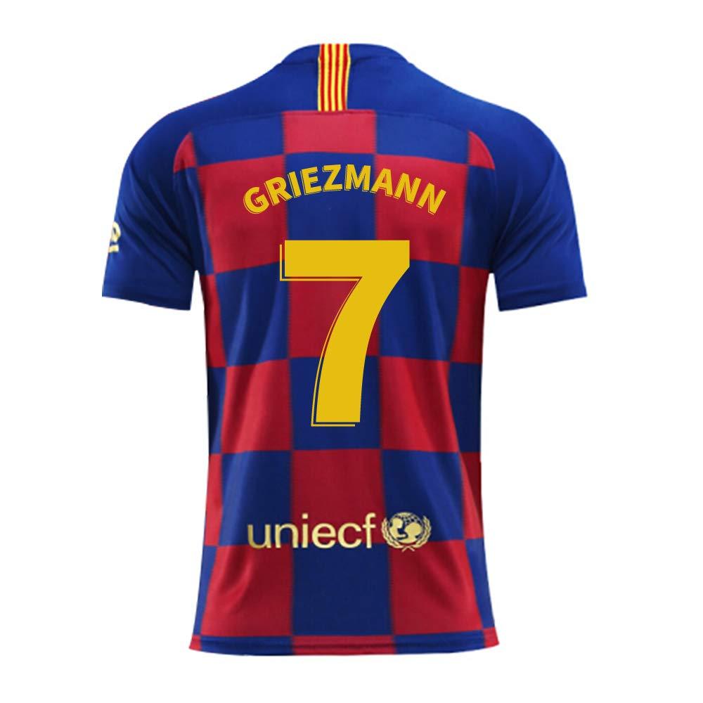 Futbol Futbol Jersey Barcelona 2019 2020 Traje De Ninos Manga Corta Pantalones Cortos Calcetines No 10 Messi Football Sportswear Para Ninos Hombres Deportes Y Aire Libre Centrocen Cl