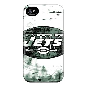 JasonPelletier Iphone 4/4s Best Hard Phone Cases Provide Private Custom Vivid New York Jets Pictures [QuV7190YWoy]