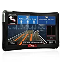 GPS, Quatro Rodas, MTC4761, GPS Automotivo, Preto