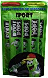 Bob's Pickle Pops - Original Dill Flavor - Sack of 6 Pops (Pack of 2 Sacks)