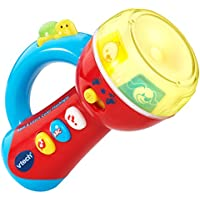 VTech 80-185900 Spin & Learn Color Flashlight Toy