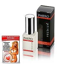 Phiero Premium 30ml/ 1,0oz Pheromone Perfume for Men by Phiero