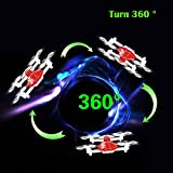 USHOT 2.4G 4CH Altitude Hold HD Camera WIFI FPV RC Quadcopter Drone Selfie Foldable- Drones / Drone Charger / Quadcopter Drone Batteries / RC Helicopter Parts /