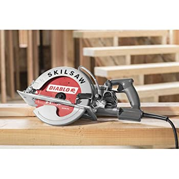 Skilsaw Worm Drive Circular Saw — 8 1/4in., 15 Amp, Model# SPT78W-22