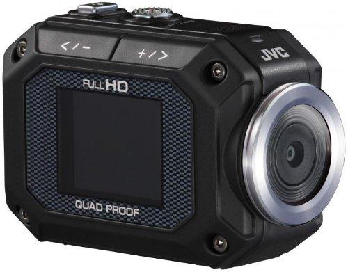 57 opinioni per JVC GC-XA1BEU Action Camera Full HD con Uscita HDMI, Nero