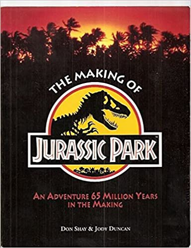 The Making of Jurassic Park, Shay, Don