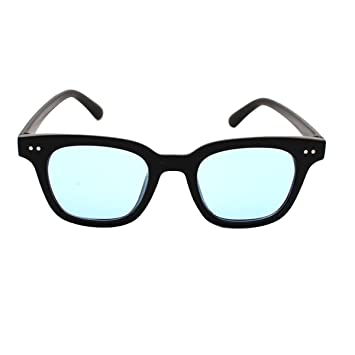 ASDYO Männer Ozean Gezeiten Blatt Sonnenbrille Multicolor Optional,C