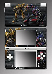 Transformers 3 Bumblebee Camaro SS Movie 2 Video Game Viny Decal SKIN Protector Cover for Nintendo DSi