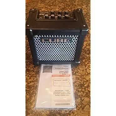 Roland Micro Cube GX Ultra Compact Combo Guitar Amplifier (M-Cube-GX)