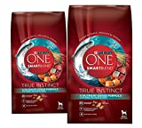 (2 Pack) Purina ONE Purina ONE Smartblend True Instinct Formula – Real Salmon & Tuna – 3.8 lb per bag Review