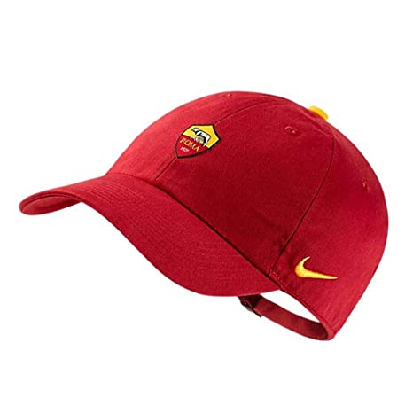 b51eb78738a30a Image Unavailable. Image not available for. Color: Nike 2018-2019 Roma H86  Core Cap ...