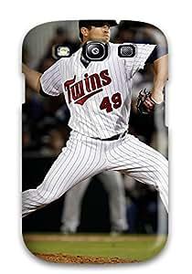 GZLPK5BA0T3NOE25 minnesota twins MLB Sports & Colleges best Samsung Galaxy S3 cases