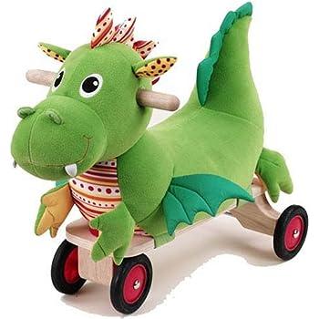 WONDERWORLD Puffy Dragon Ride-on