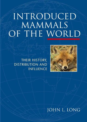 Introduced Mammals of the World: Their History, Distribution and Influence Pdf